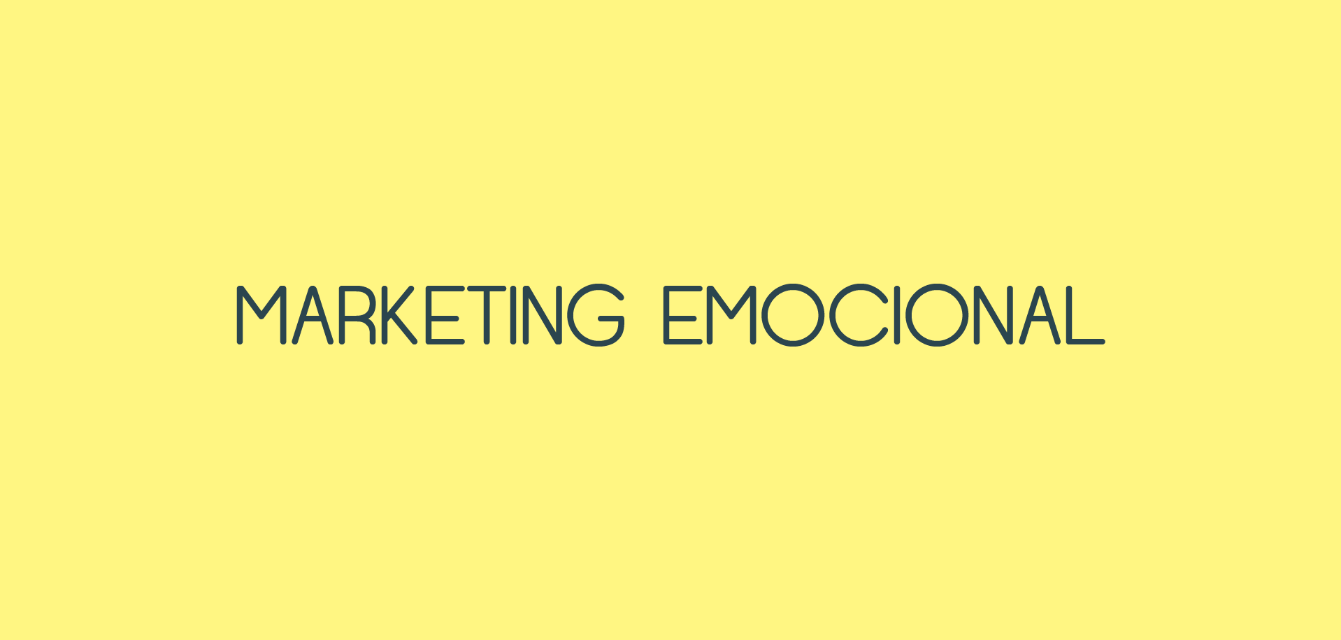 Marketing Emocional, Tendencias Marketing Online 2017