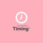 ¿Qué significa Timing?