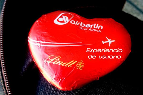 Aeropuerto Alicante, experiencia de usuario (