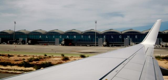 Experiencia de usuario en Aeropuerto Alicante-Elche