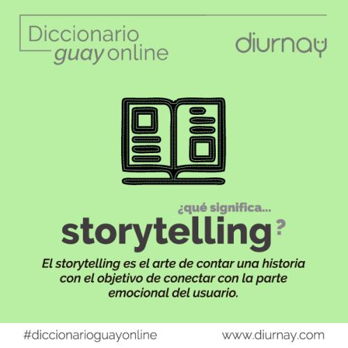 El storytelling es el arte de relatar una historia que conecte emocionalmente