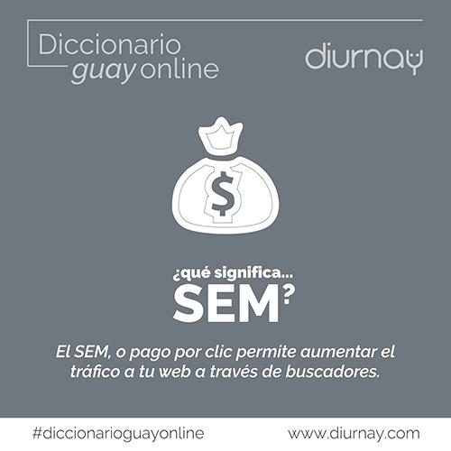 ¿Qué significa SEM en marketing online?
