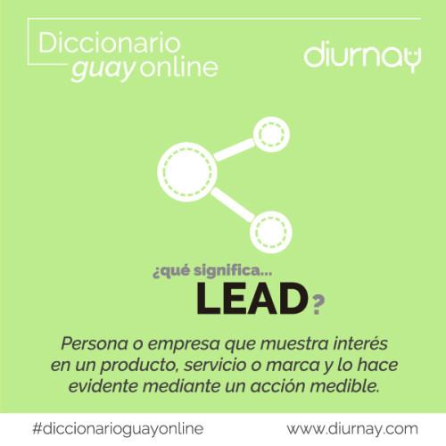 Significado lead en marketing online