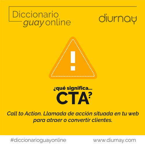 ¿Qué es un call to action en marketing web?