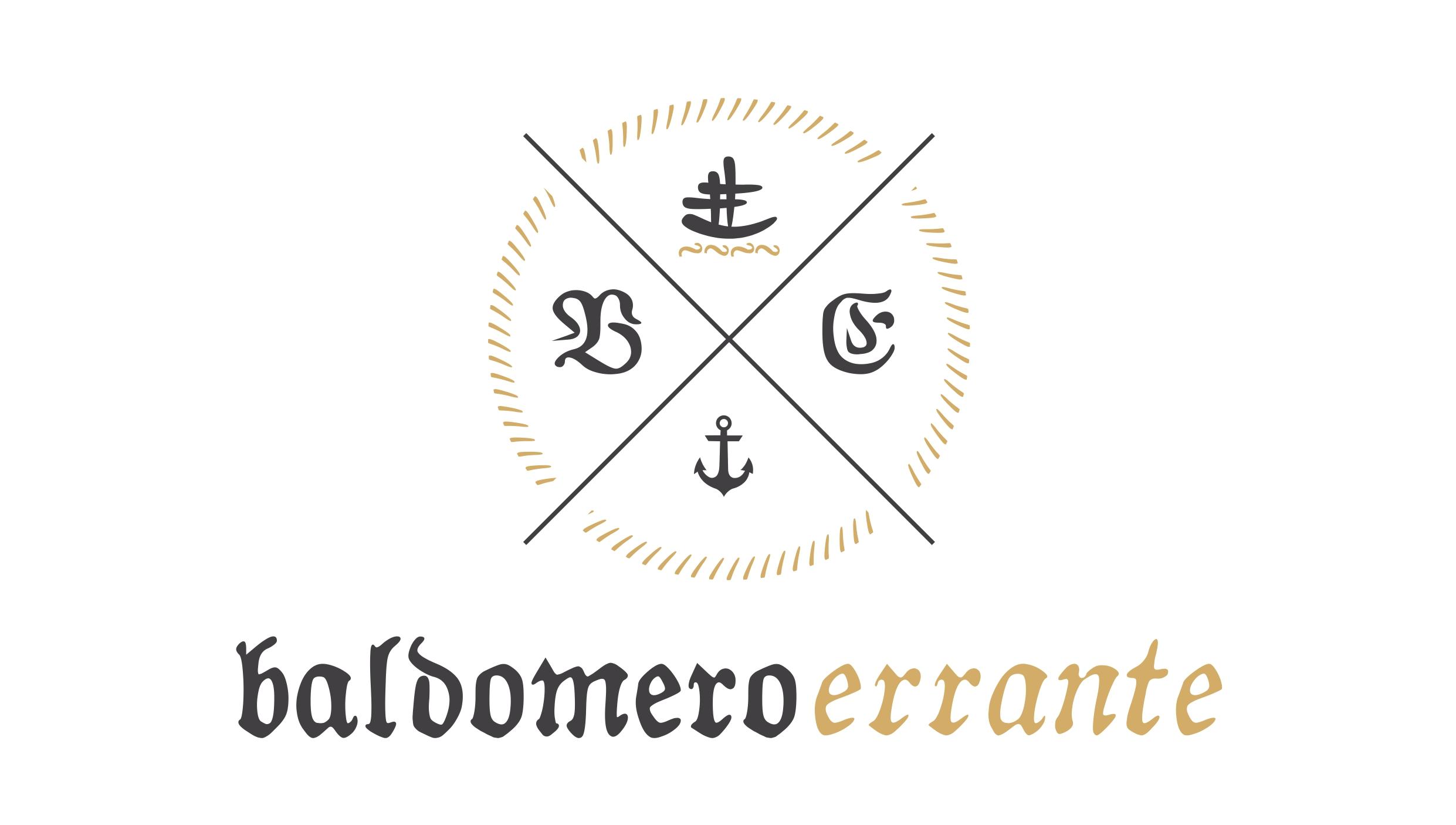 Diseño Logo Baldomero Errante