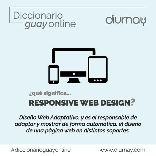 Significado de responsive web desing