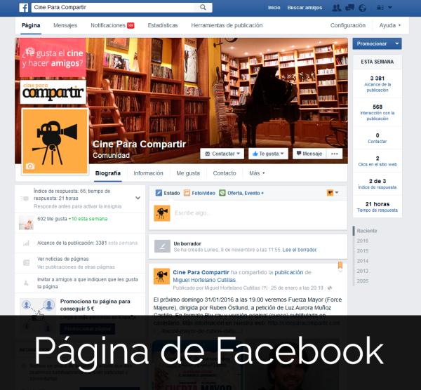 Cómo administrar facebook como empresa