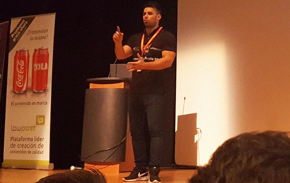 Luis Villanueva en SEOPLUS 2016