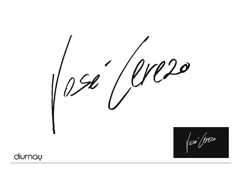 Logotipo de José Cerezo Firma