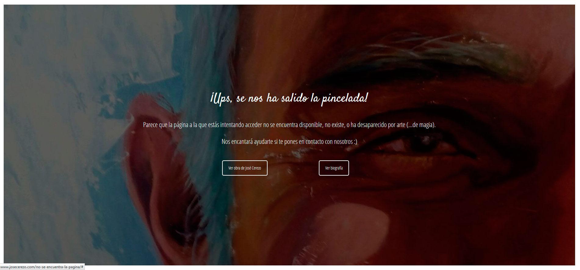 Las mejores páginas de error 404
