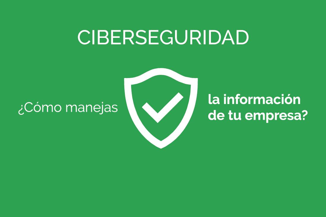 La clave está en la información, Ciberseguridad