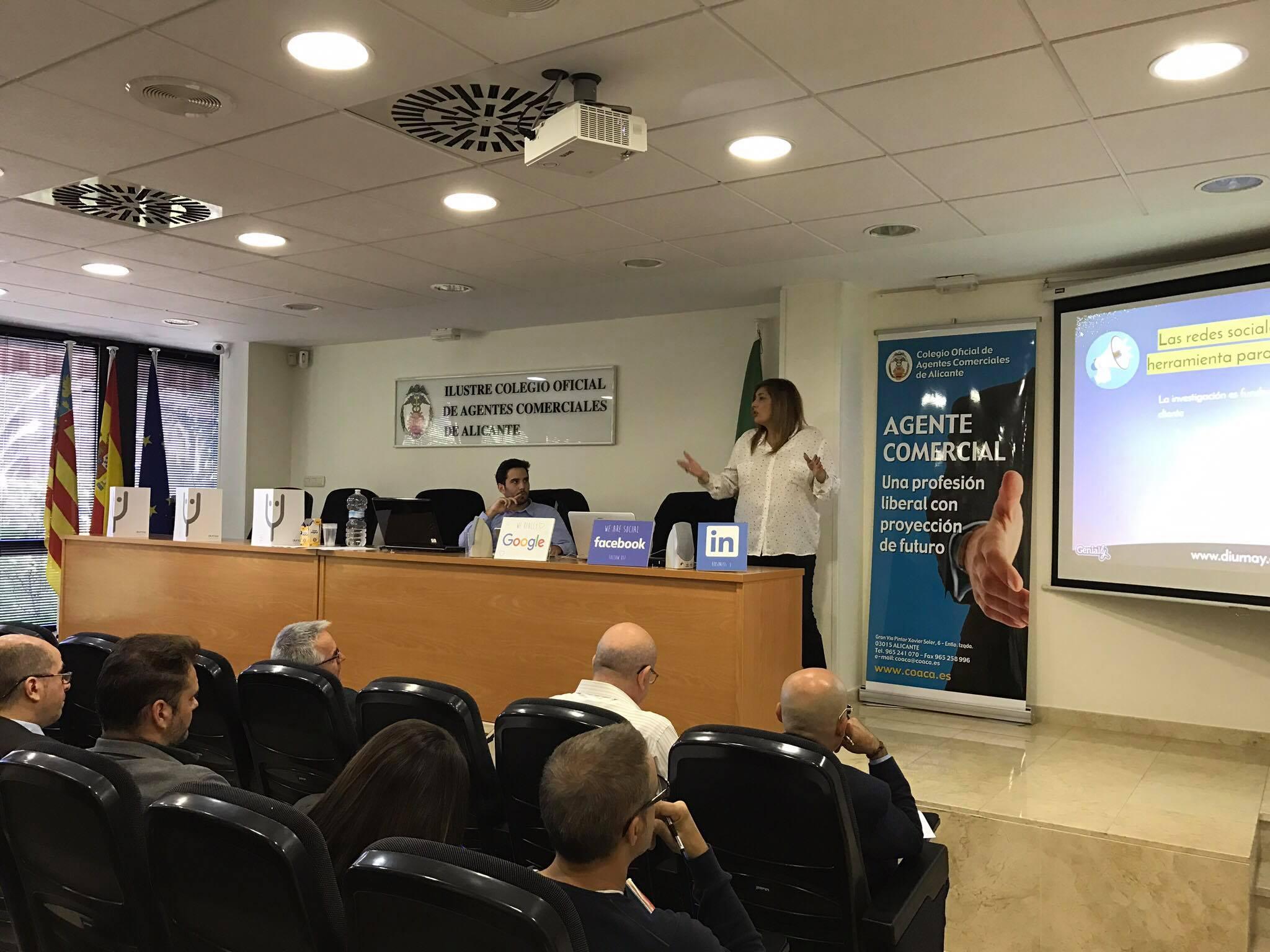 Agente Comercial 3.0 Colegio Oficial de Comerciales de Alicante