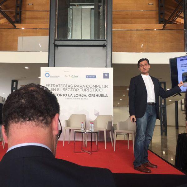 Estrategias de venta Orihuela, Circulo de Economía Alicante