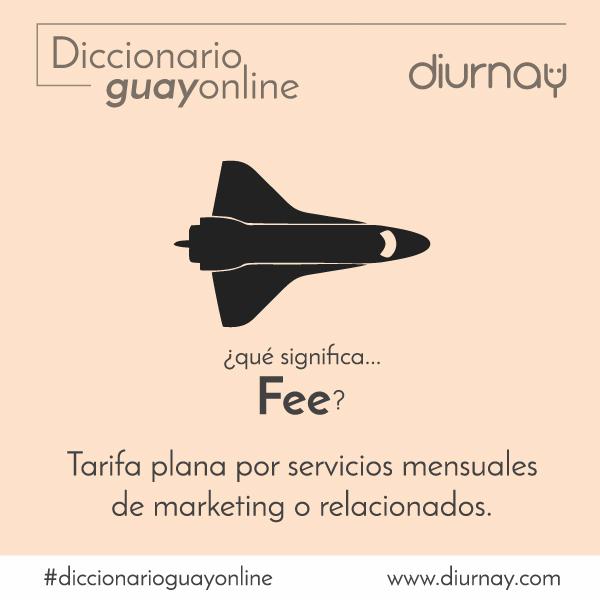 ¿Qué es un fee de marketing?