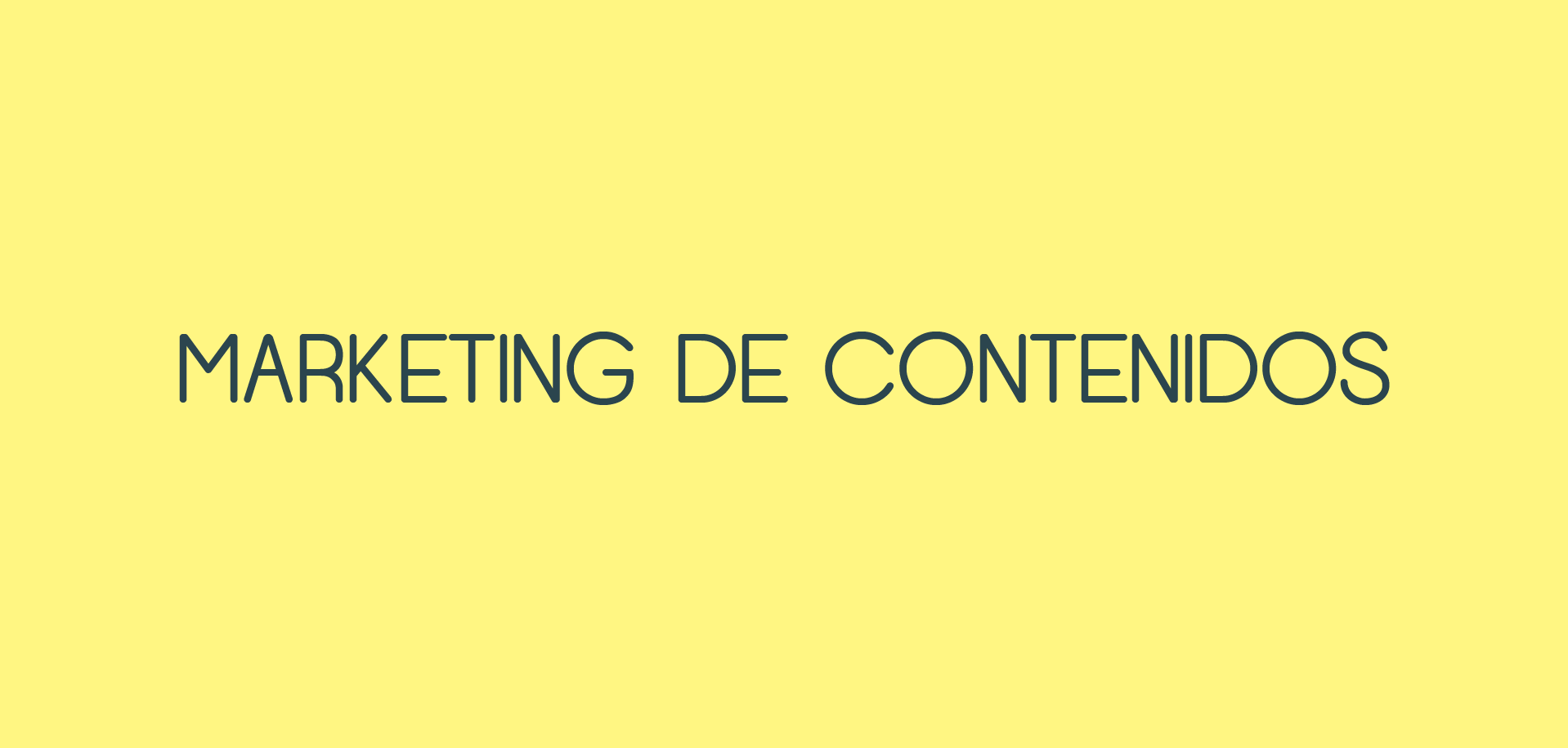 Marketing de contenidos |Tendencias marketing online 2017