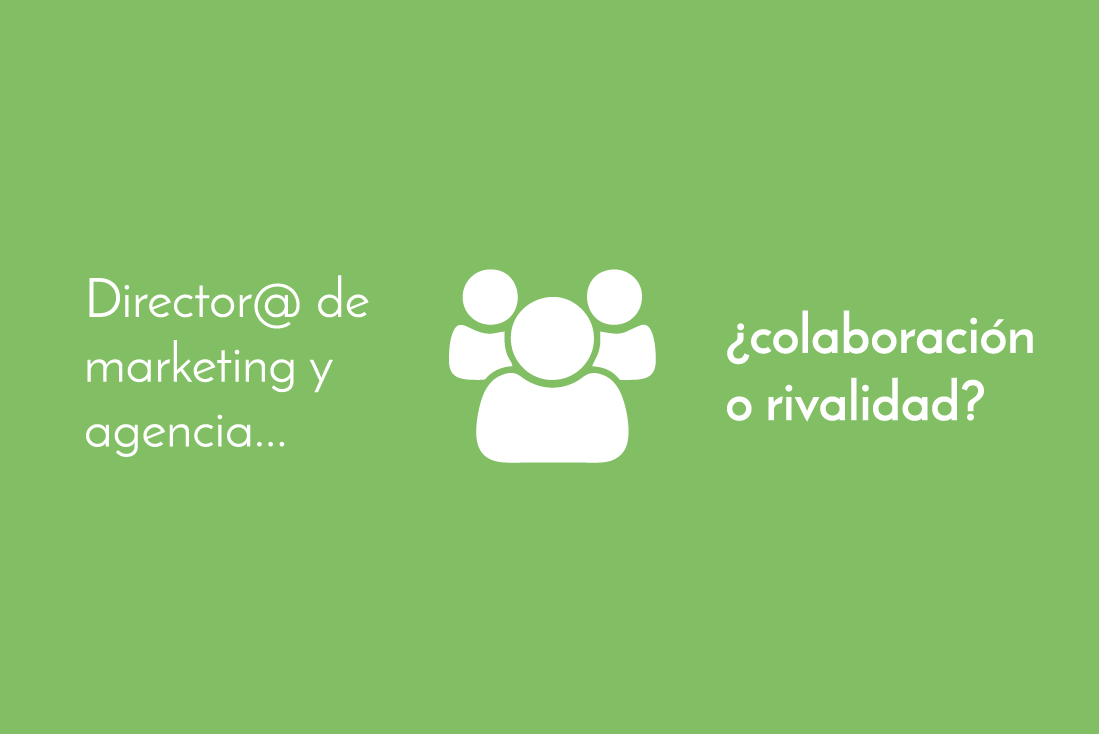Director de marketing y agencia de marketing