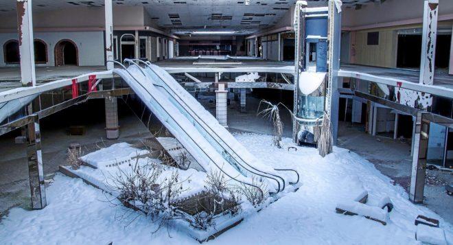 ¡Adiós centro comercial! ¡Hola tienda online!