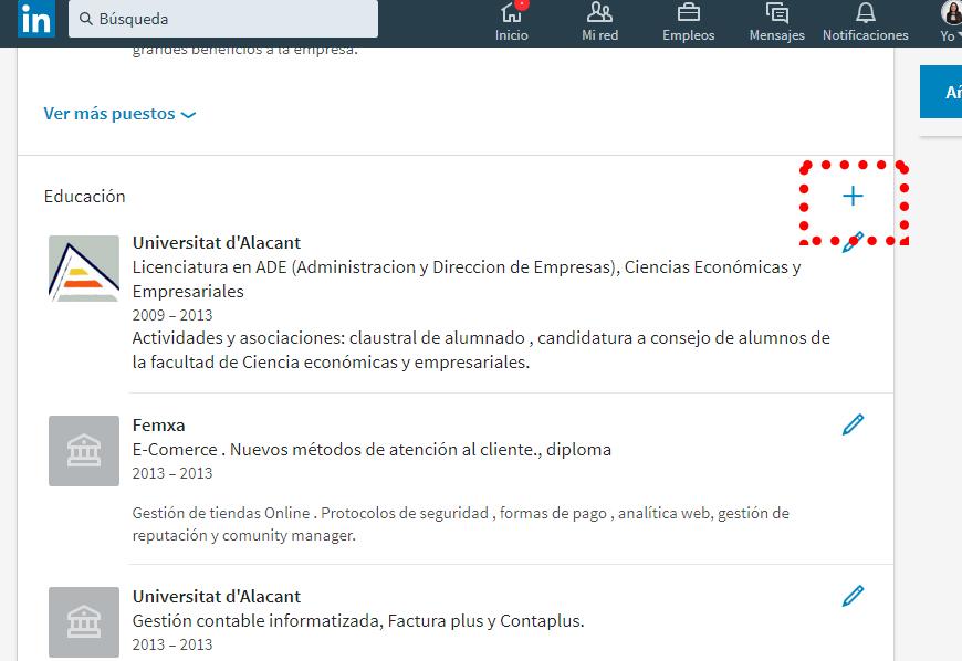 LinkedIn y sus múltiples funciones para principiantes
