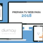 Tendencias en Diseño Web 2018: ¡Actualiza tu web!
