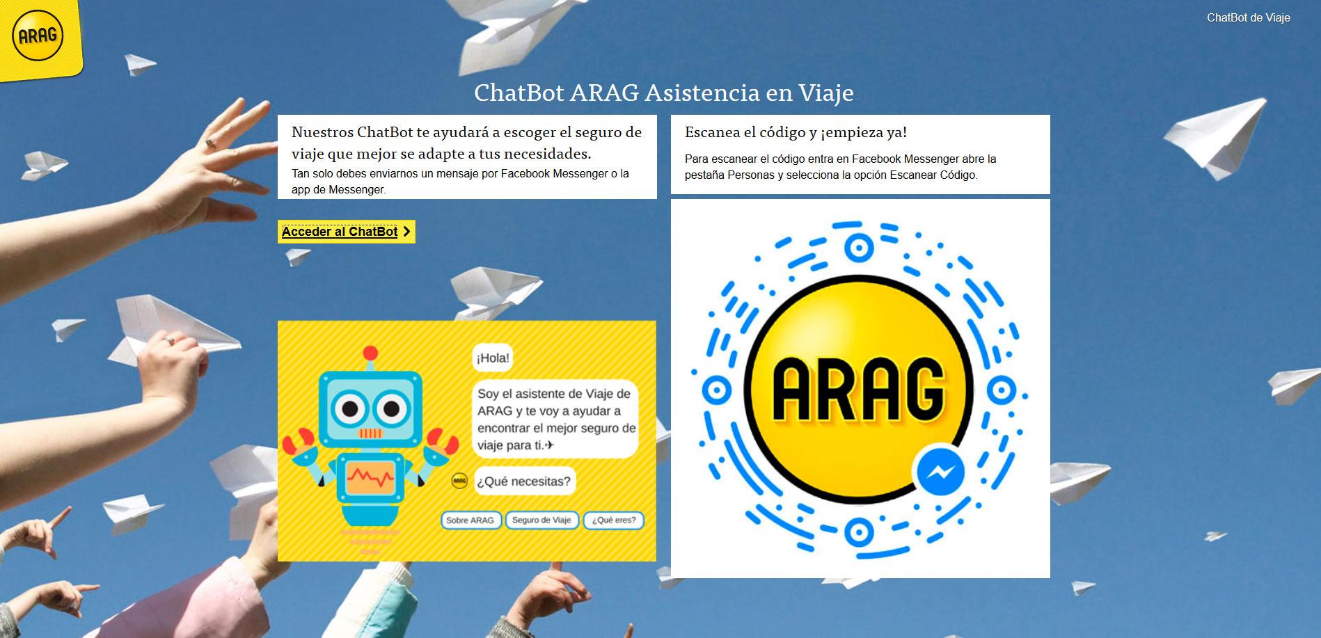 Chatbot Arag