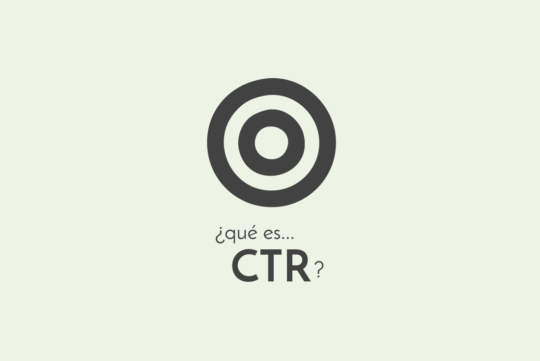Qué es el CTR