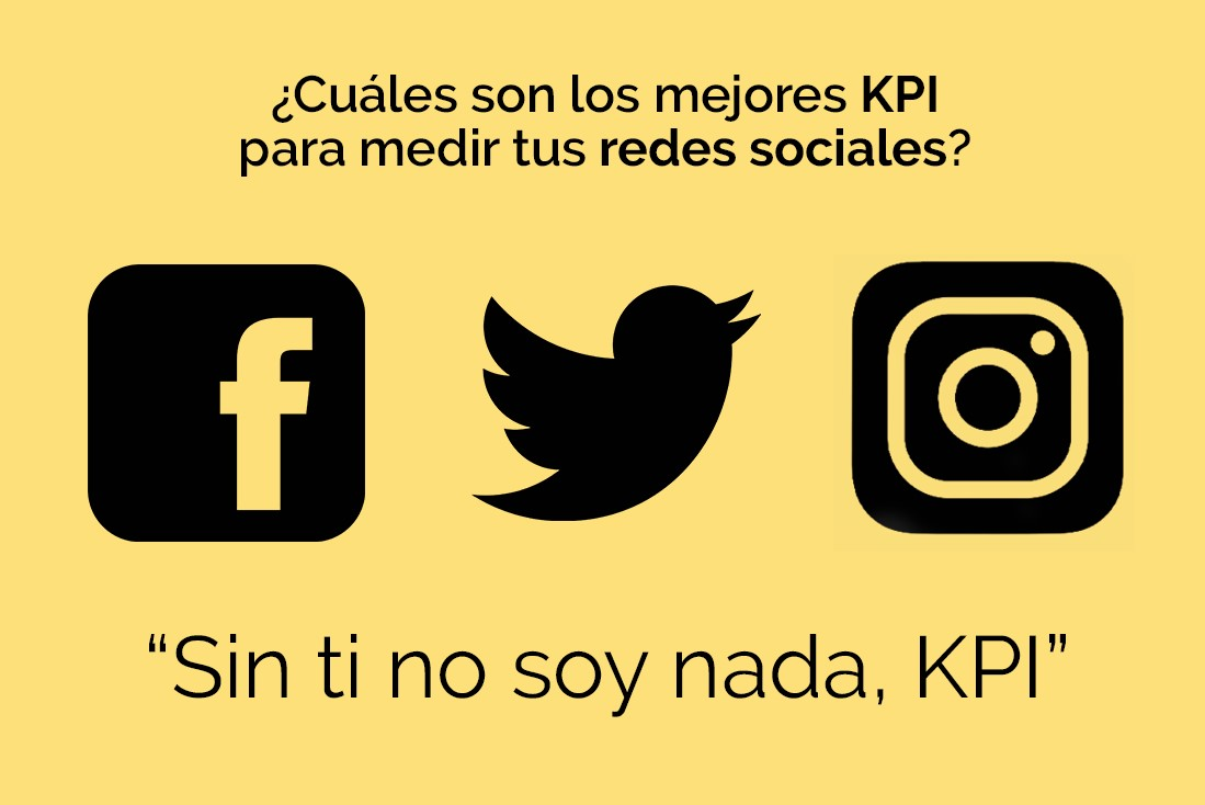 KPIS para redes sociales