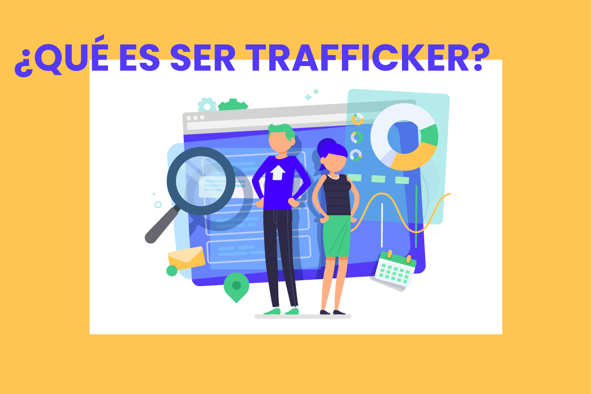 perfil de #trafficker digital