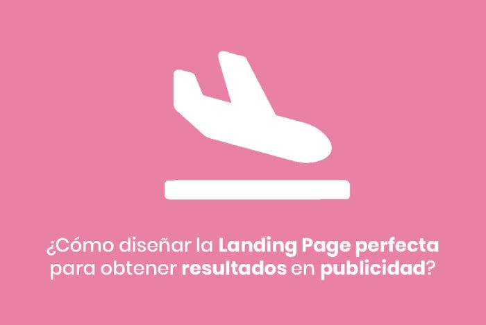Diseñar Landing Page