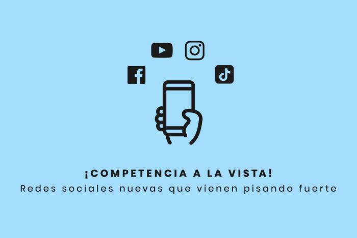 Redes sociales nuevas
